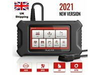 (NEW) OBD2 Scanner ABS SRS System Diagnosis Oil EPB Auto Diagnostic Tool Code Reader