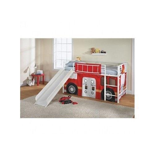 Kids Fire Truck Bed Ebay
