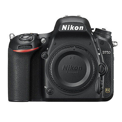 Изображение товара Nikon D750 Digital SLR Camera Body 24.3MP FX-format Brand New