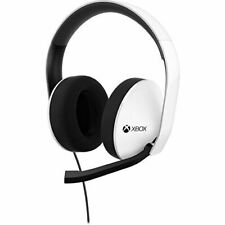 Microsoft Xbox One Special Edition White Headband Headsets for Microsoft Xbox...