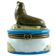 Lion Trinket Boxes