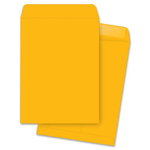 "MyOfficeInnovations Catalog Envelopes Plain 10""x15"" 250/BX Kraft 3254348"