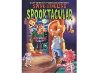 Bart Simpson's Treehouse of Horror Spine-Tingling Spooktacular by Matt Groening