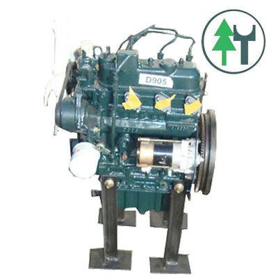 Dieselmotor Kubota D905 22,5PS 898ccm gebraucht (Kubota Diesel Motor)