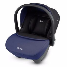 Brand new silver cross car seat