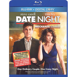 Date Night Blu-Ray-New and sealed-includes Digital copy