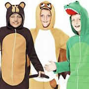 Boys Animal Onesie