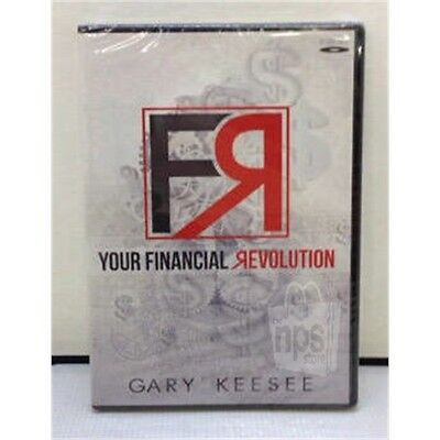 Your Financial Revolution by Gary Keesee 6-CD Set NEW