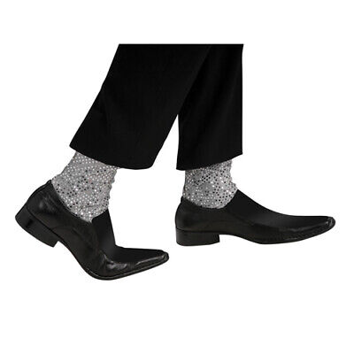 Michael Jackson Costume For Halloween (Kids Sparkle Michael Jackson Socks for Child)