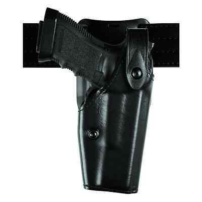 Safariland 6285 1.50in. Belt Drop, Level II Retention Holster - Plain Black, (6285 Belt Drop Duty Holster)