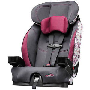 Evenflo chase lx harnessed car seat and booster