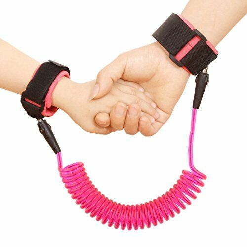 Blisstime Baby Child Anti Lost Safety Wrist Link Harness Strap Rope Leash