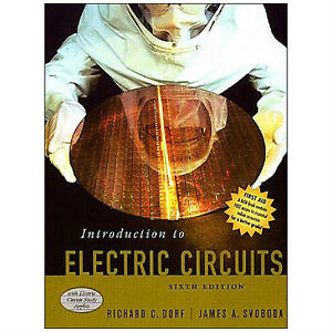 INTRODUCTION TO ELECTRIC CIRCUITS 6th Edition