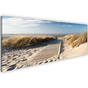 Leinwand Strand