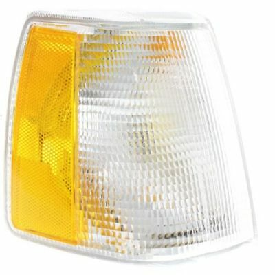 For Volvo 940 91-95, Passenger Side Corner Light, Clear and Amber Lens