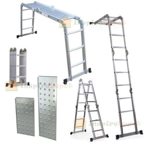 Platform Ladder Ebay