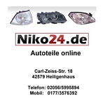 niko24 Autoteile online