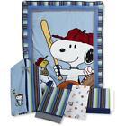 Snoopy Crib Set