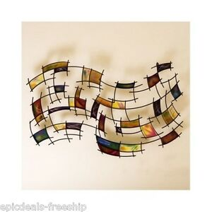 about wall art large metal abstract sculpture modern foyer home decor