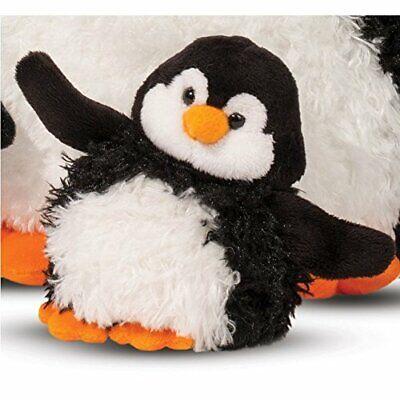 Douglas Cuddle Toys, Foster Penguin Puff  - Stuffed Animal, 6