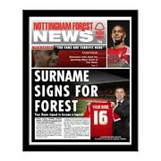 Nottingham Forest Poster