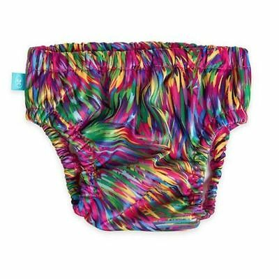 NWT SWIM DIAPERS size SMALL THE HONEST COMPANY ABSTRACT