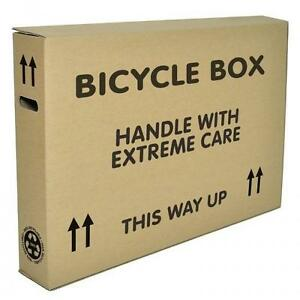 Bicycle Boxes for shipping bicycles