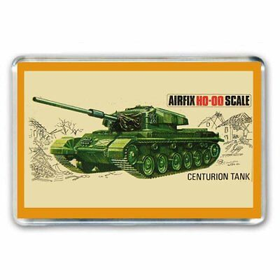 I remember buying these HO/OO AIRFIX PLASTIC TANKS as a kid.JUMBO FRIDGE MAGNET