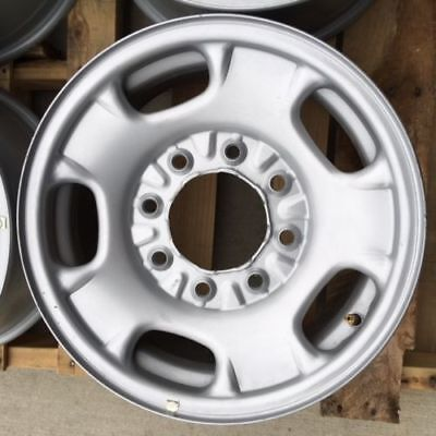 "CHEVY-GMC TRUCK STEEL WHEEL RIM - OEM 11-21 - 17"",8-LUG"