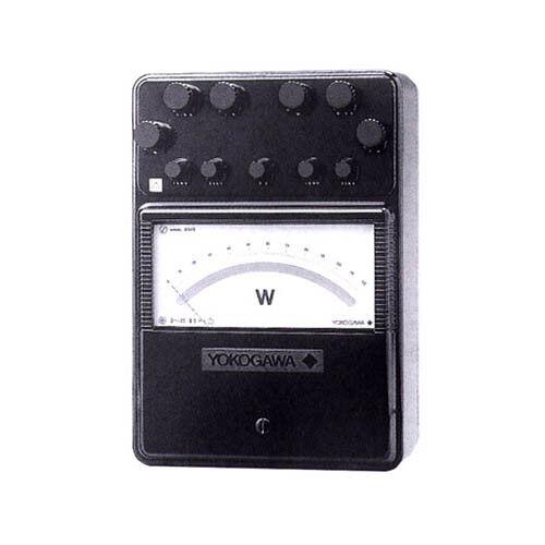 Yokogawa 205104 Miniature Portable DC Ammeter, 0.3/1/3/10/30 A
