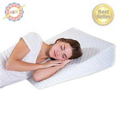 Best Wedge Pillow For Sleeping Acid Reflux Heartburn Snoring Gerd Memory