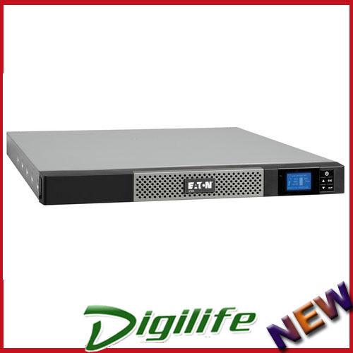 Eaton 5P1550iR 1550VA / 1100W 1U Rackmount Network UPS With LCD
