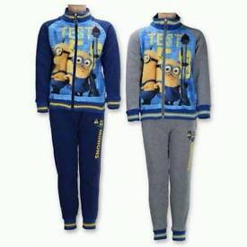Minions tracksuit