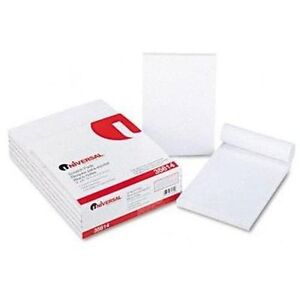 NEW Universal 35614 Scratch Pads  Unruled  4 x 6  White  100-Sheet Pads  12 pack