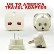 USA to UK Adapter