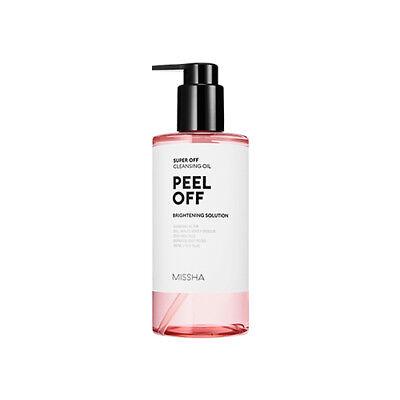 [MISSHA] Super Off Cleansing Oil Peel Off 305ml