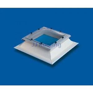Coxdome-Trade-Range-600x900-Fixed-Flat-Roof-Skylight-Dome-Upstand