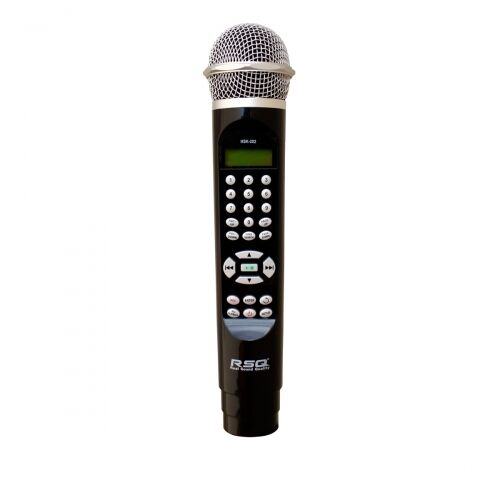 Details about RSQ HSK 202 HAND HELD HOME KARAOKE PLAYER All in one with  1000 songs Digital SD