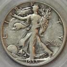 PCGS Certified 1933 Year Liberty Walking Half Dollars (1916-1947)