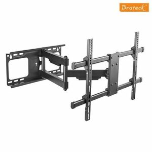 SOLID SUPER SOLID LARGE SINGLE ARM FULL MOTION TV WALL MOUNT