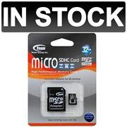 32GB Mini SD Card