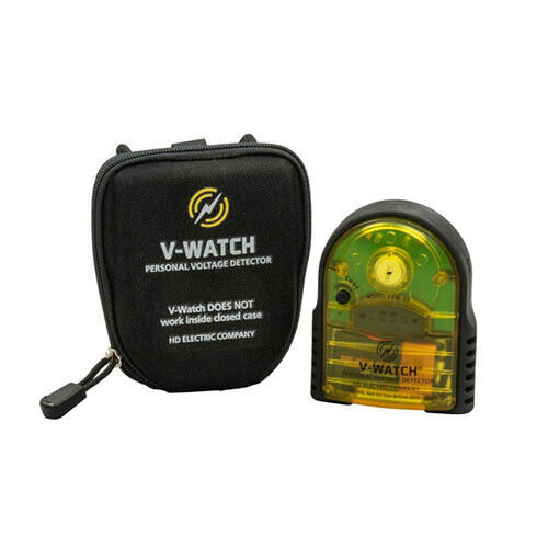Greenlee VW-20H V-Watch Personal Voltage Detector with Lanyard Case