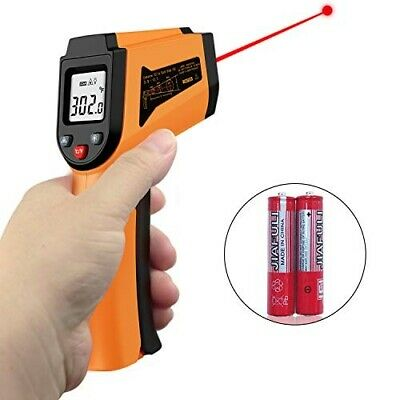 Non-human Non Contact Digital Ir Infrared Surface Thermometer New