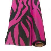 Zebra Tablecloth