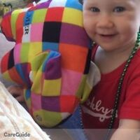 Nanny Wanted - Nanny for awesome one-year old wanted October onw