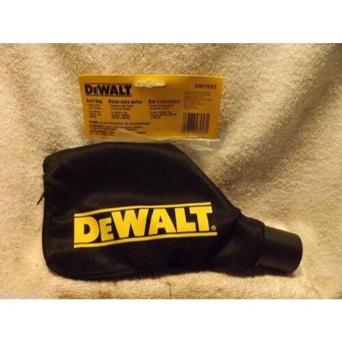 DEWALT DW7053 Universal Dust Bag All DEWALT Miter Saws