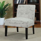 Kitchen 100% Cotton Upholstery Fabric Accent Chairs