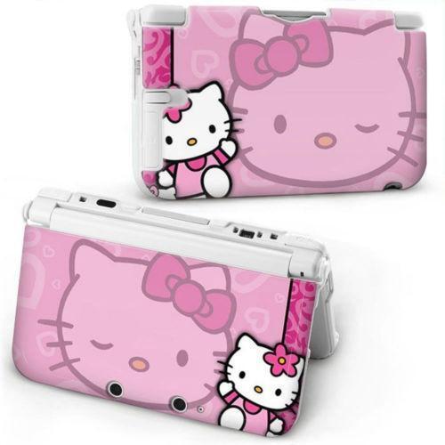 Hello Kitty Ds Xl Travel Case