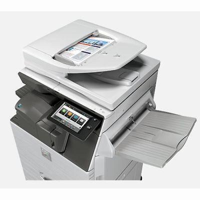 Multifunzione a colori Sharp MX-2630N stampante scanner di rete e fotocopiatrice