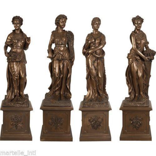 Four Seasons Statues